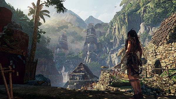 The Shadow of the Tomb Raider