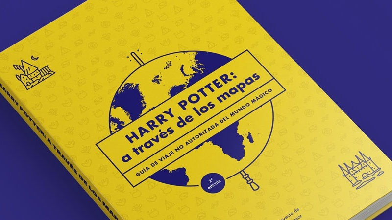 harry potter a traves de los mapas
