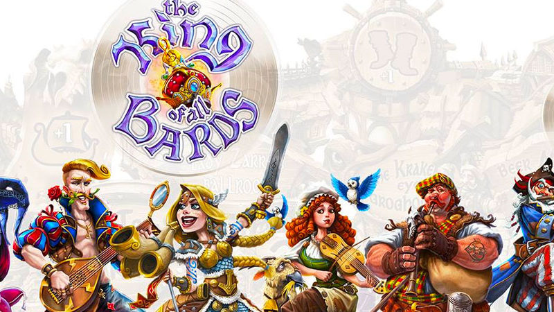 the_king_of_all_bards_juego_de_mesa