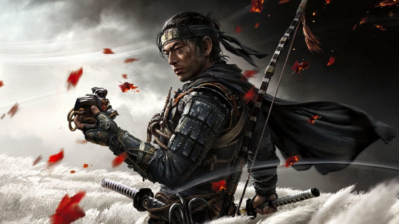 The-Ghost-of-Tsushima