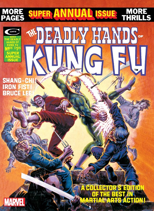 kung fu deadly hands